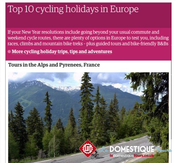 The-Guardian's-Top-Ten-Cycling-Holidays-Le-Domestique-Tours